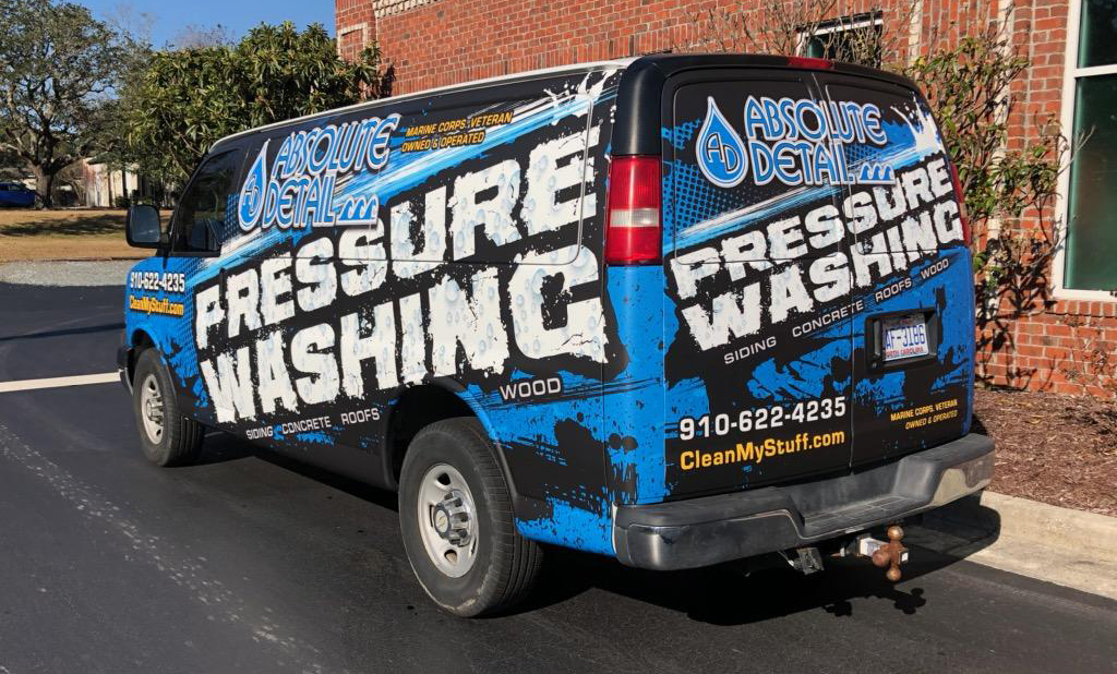 Absolute Detail Pressure Washing Service